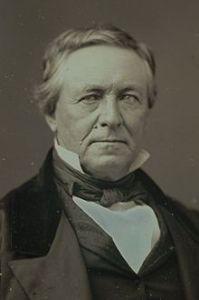 John Marsh in 1852