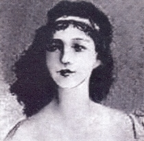 Artist's conception of Maria de Concepcion Arguello.