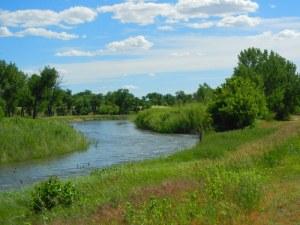 The Laramie River