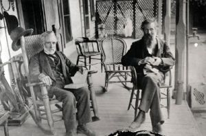 John Swett and John Muir 1912