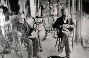 John Swett and John Muir 1912