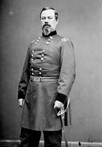 General Irvin McDowell during the American Civil War