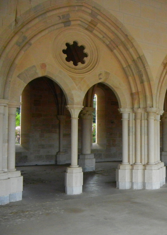 New Clairvaux Chapter House.