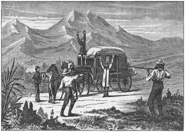 stagecoachrobbery