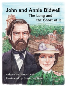 John and Annie Bidwell Cover