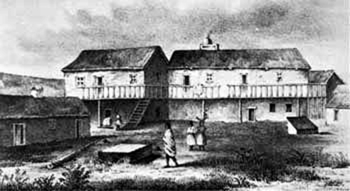 Fort Hall, 1849