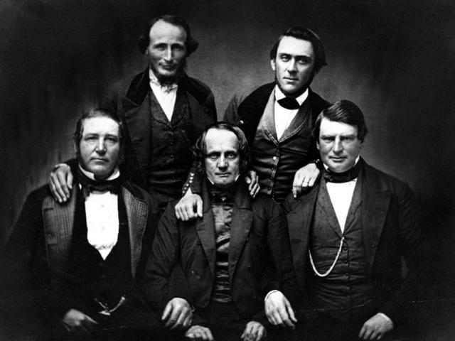 SCPfounding members