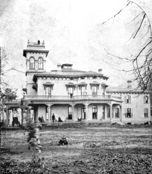 sc10890Bidwell Mansion ca 1870
