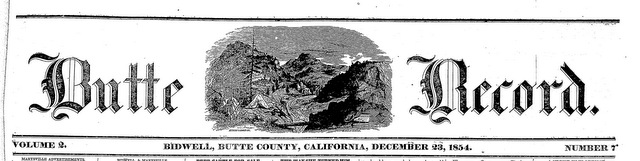 Issue Date DECEMBER 23 1854 page 1