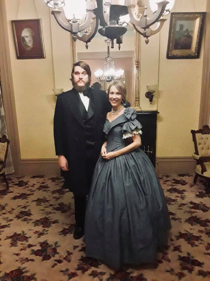 Dining At Bidwell Mansion Goldfields