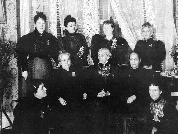 Wimmin$suffragettes