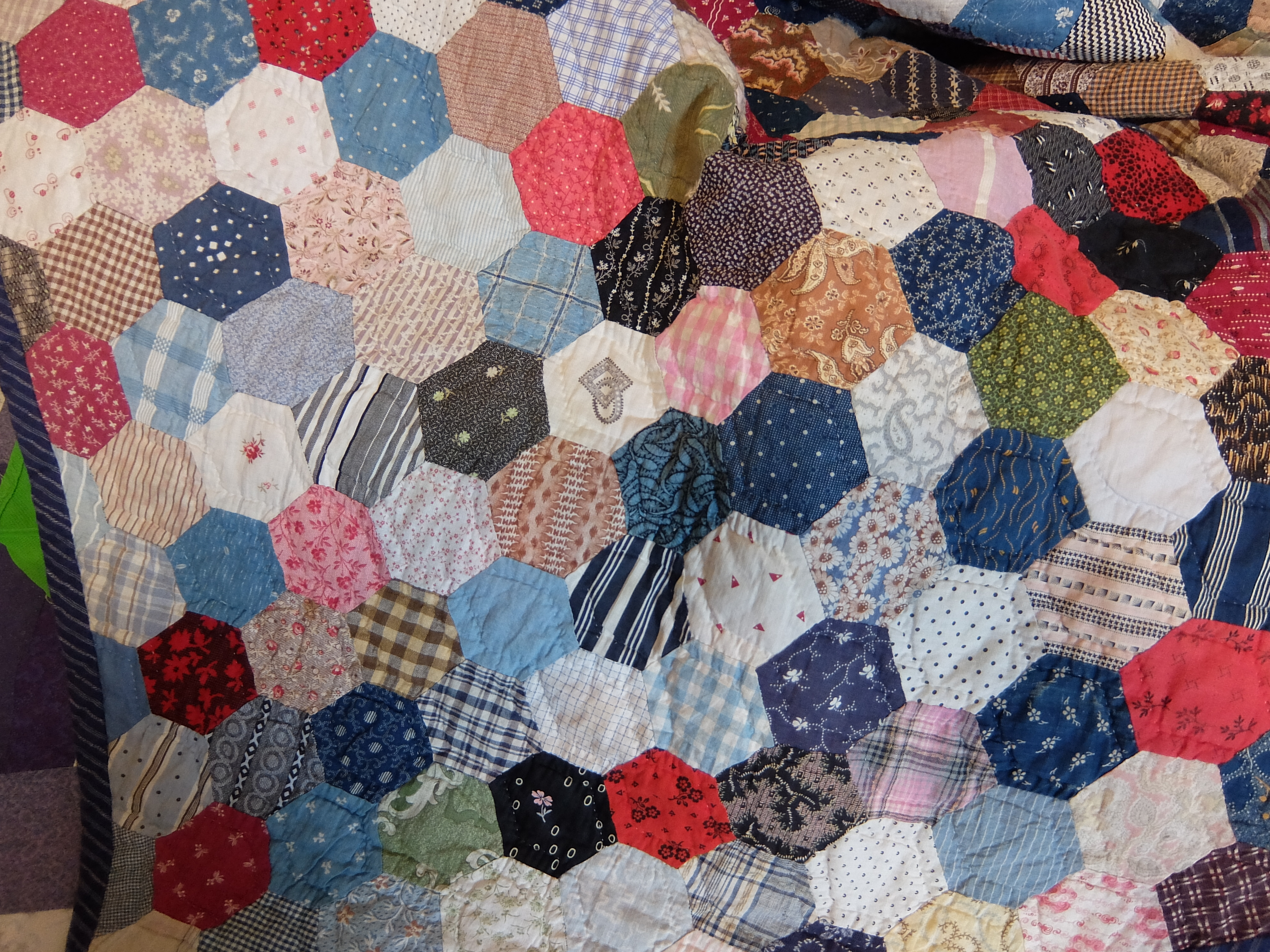 Historic Quilts At Bidwell Mansion Goldfields