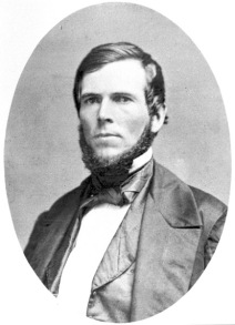 sc 17336 John Bidwell photograph ca 1840