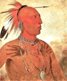 PawneeIndianGeorgeCatlin-248x300